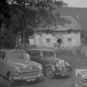 Coombe Cottage 1954