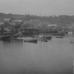Newlyn - 1920s - Harbour