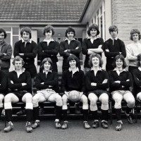 Football 2nd Team 1973