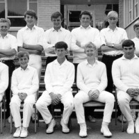 Cricket Second Team 1966