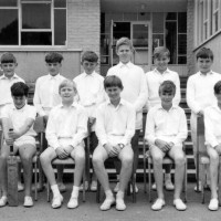 1st Year Cricket Team 1966