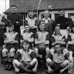Football 1st Team 1946