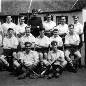 Scavengers  Hockey Team 1946