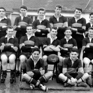 Rugby 2nd Team 1960