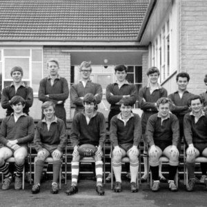 Rugby 2nd Team 1966