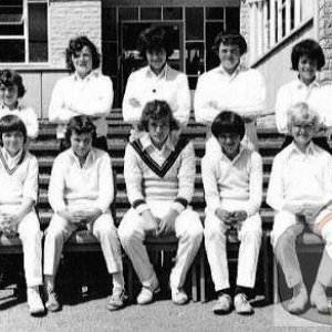 U13 Cricket Team 1973