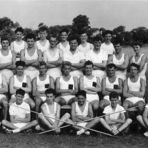 Athletics Team 1960