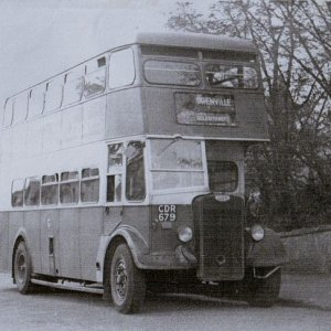 Grenville Bus 1940s