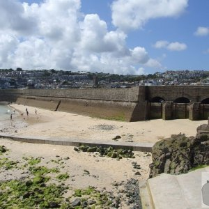 The Pier - St Ives