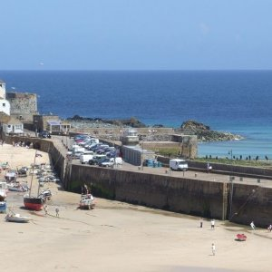 View from Malakoff, St Ives